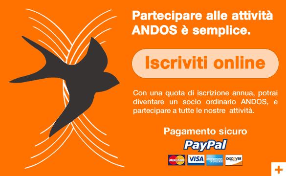 Iscriviti online all'Associzione ANDOS Comitato di Catania