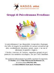 Gruppi di Psicodramma Freudiano